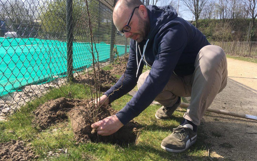 Werk ecologisch beheer gestart