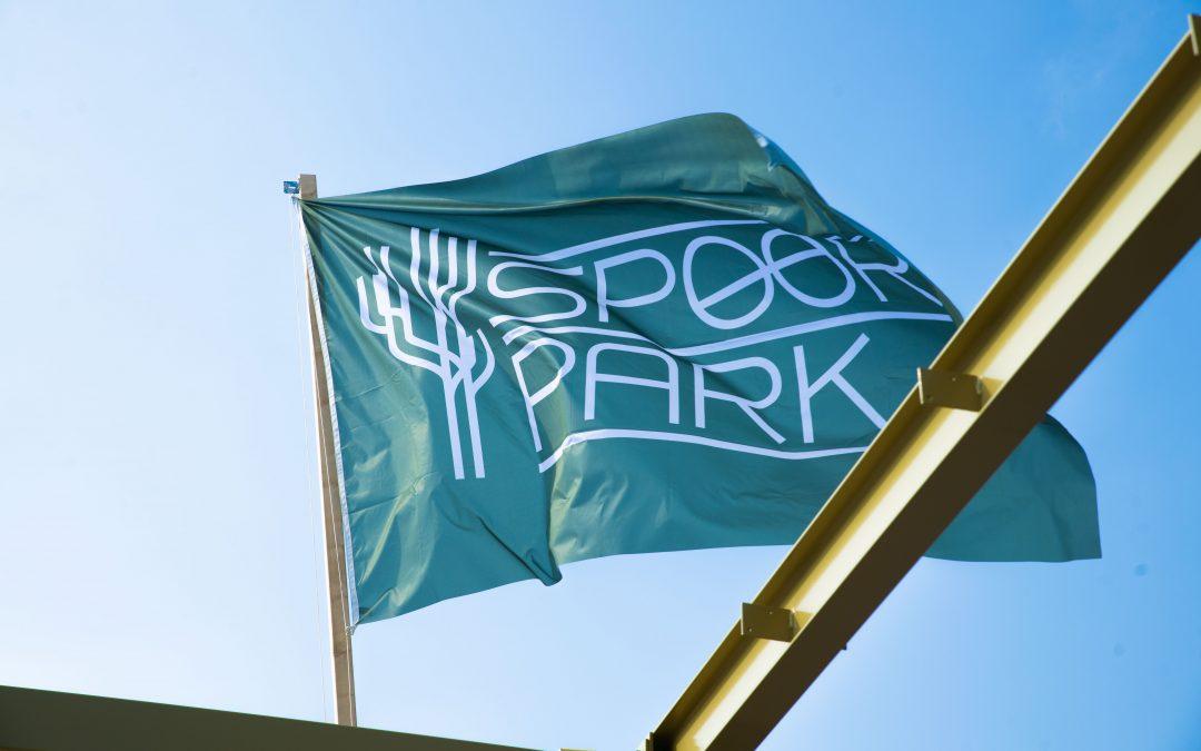 Laatste Spoorpark bouwcafé op woensdag 15 mei