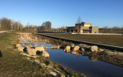 Natuureducatie in Spoorpark in startblokken