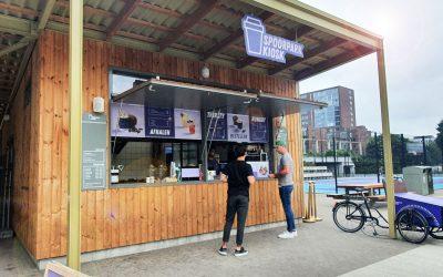 Kiosk in Spoorpark zoekt nieuwe collega's