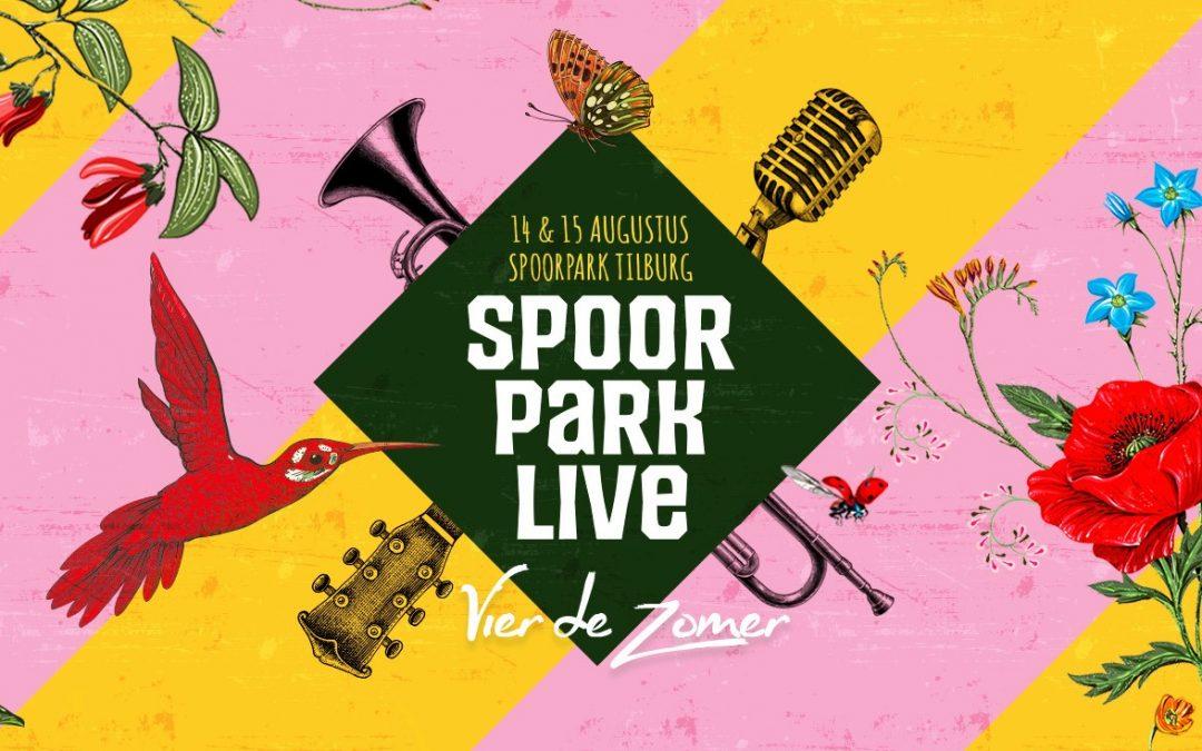 Nieuw festival 'Spoorpark LIVE' met o.a. Krezip, Danny Vera, Di-Rect, Kensington en Davina Michelle
