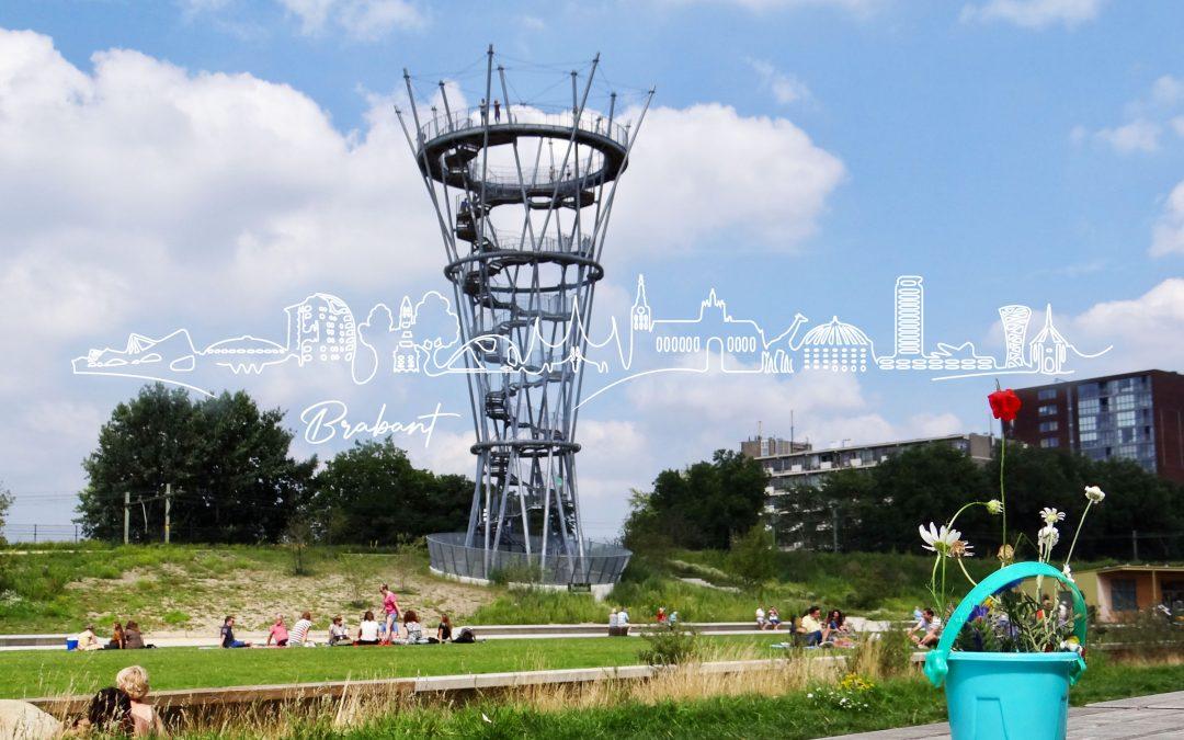 Kempentoren gekozen als icoon in Skyline van Brabant