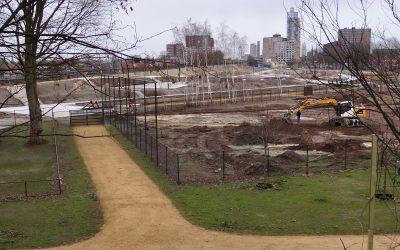 Ook bouw Beach Tilburg is gestart!