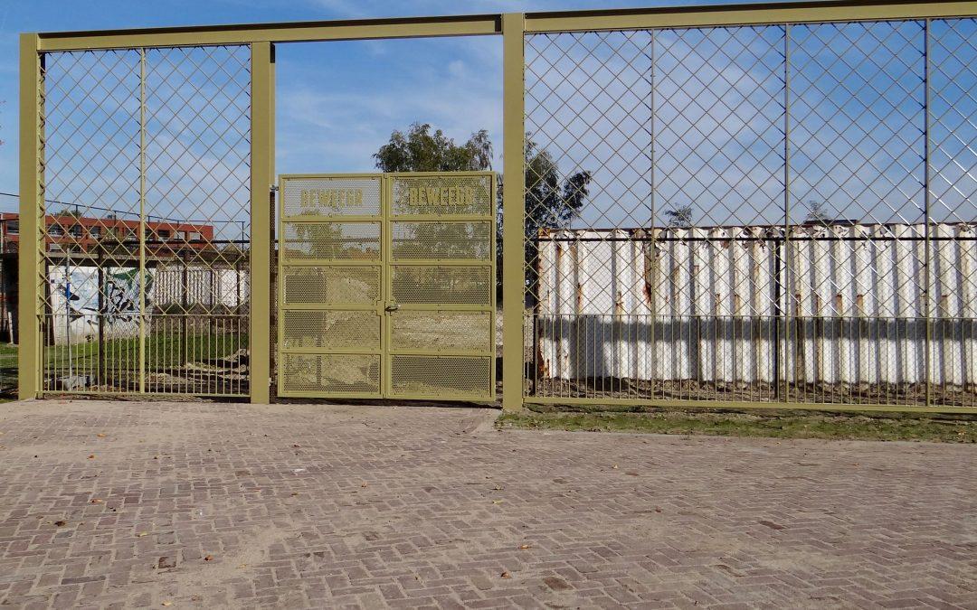 Spoorpark Bouwcafé #8: Scouting Esjeeka en BeweegR