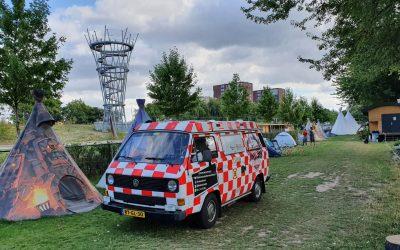 Brabants Buske op bezoek in Spoorpark, bekijk de video!