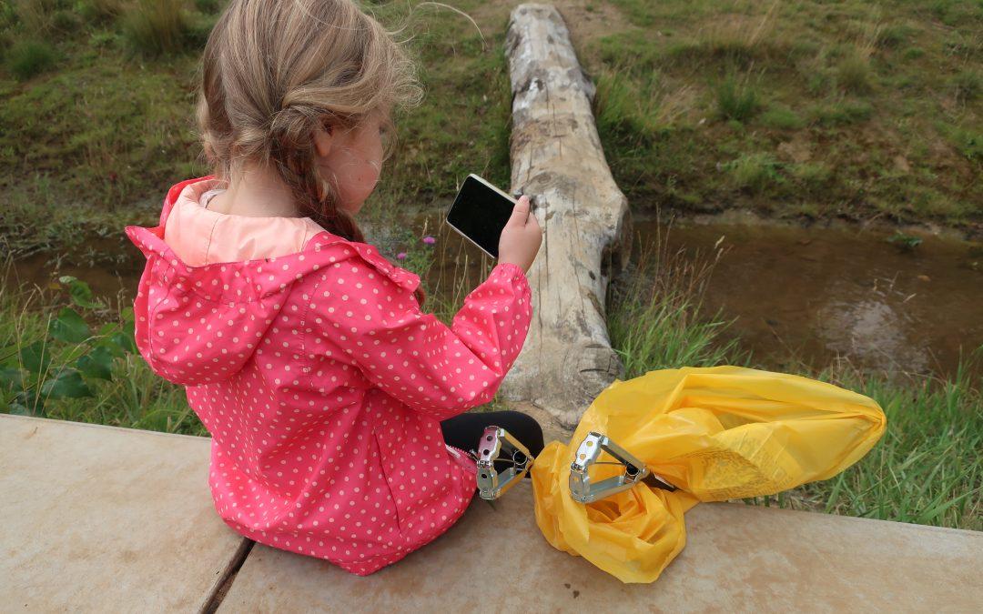 Kom filmpjes en afval prikken in het Spoorpark op World Cleanup Day