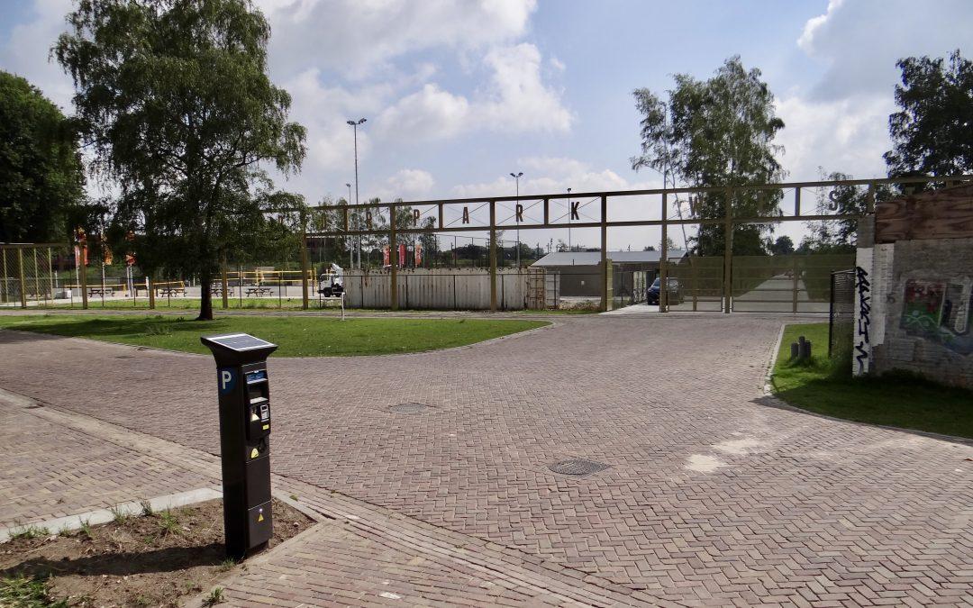 Spoorpark en parkeren