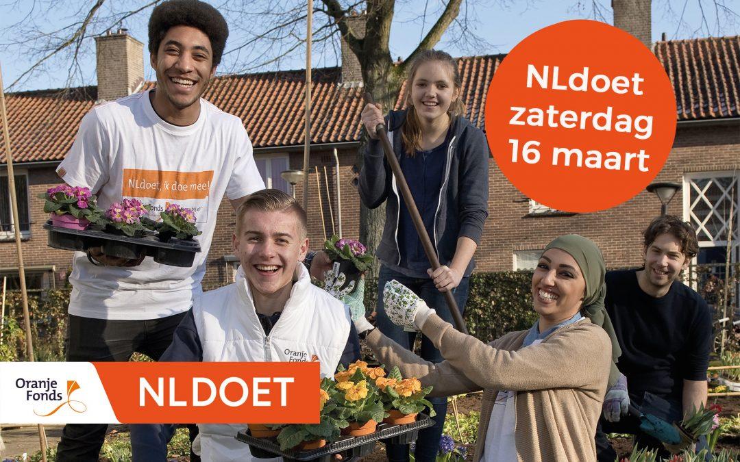 NLdoet: Stichting Spoorpark doet mee!