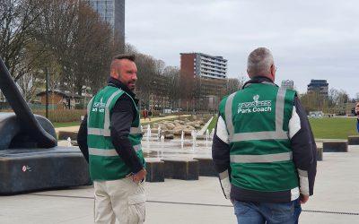 ParkCoaches gestart in Spoorpark