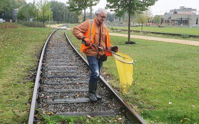 Prikkelateurs houden park schoon, maar waarom heten ze eigenlijk zo?
