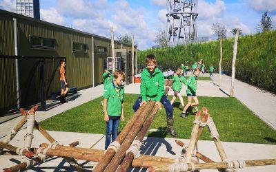 Scouting Esjeeka flink gegroeid, enthousiaste vrijwilligers gezocht