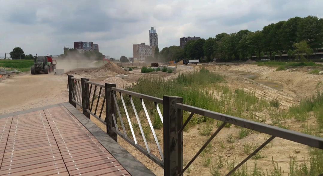 Video: Het Spoorpark wordt gigantisch