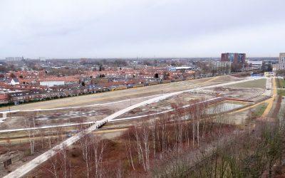 Lezing Spoorpark bij Heemkundekring Tilburg