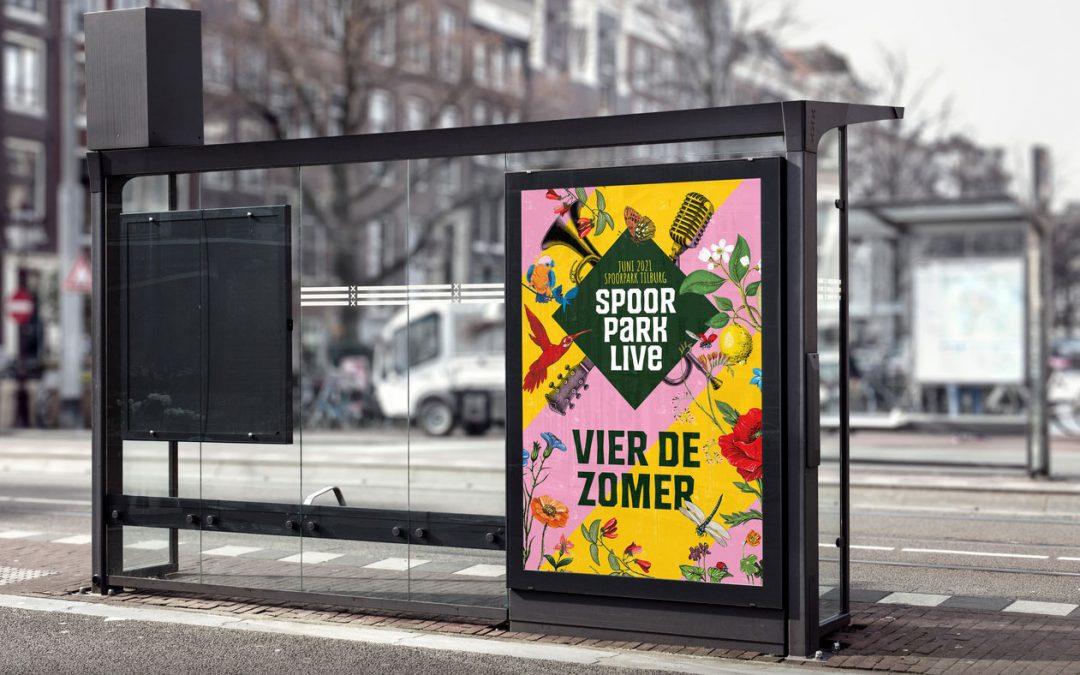 """Het Spoorpark-festival dat (nog) niet mocht zijn: ,,Nu gaan we iets heel gaafs doen in Tilburg, dacht ik"""""""