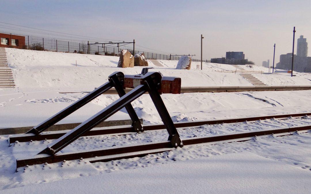 Spoorpark in Kerstvakantie gewoon open, op Oudejaarsdag wel eerder dicht