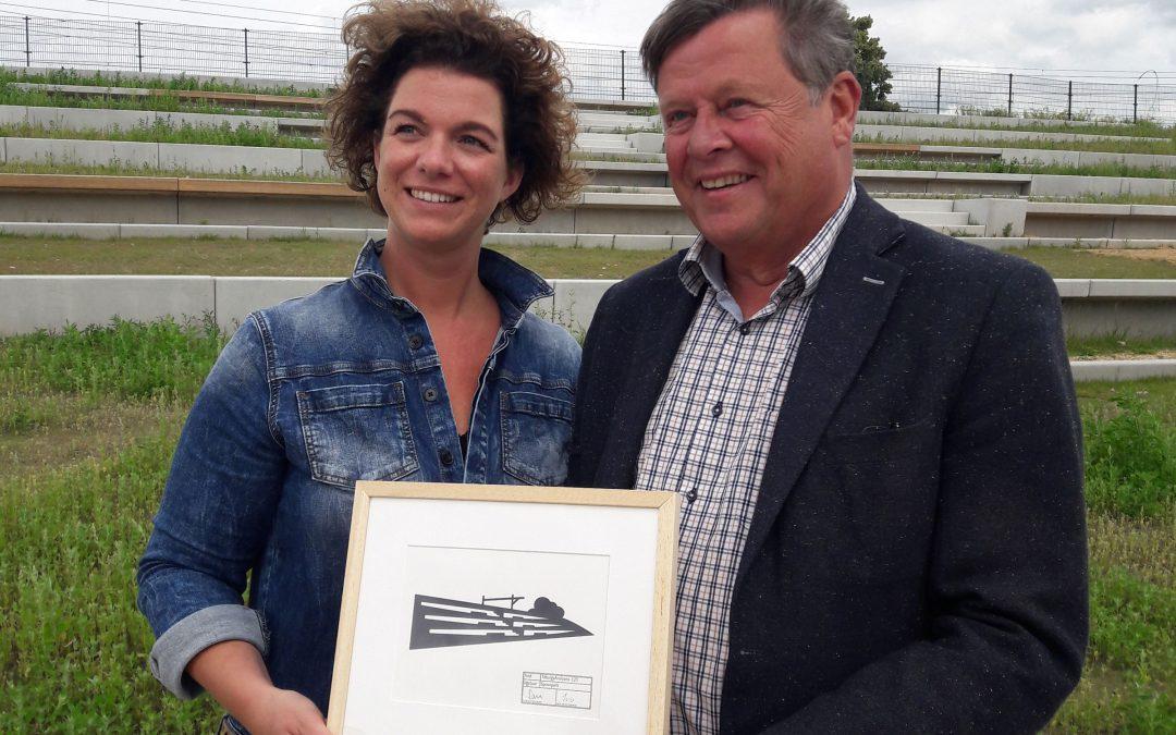 Eigen TilburgsAns pictogram voor Spoorpark