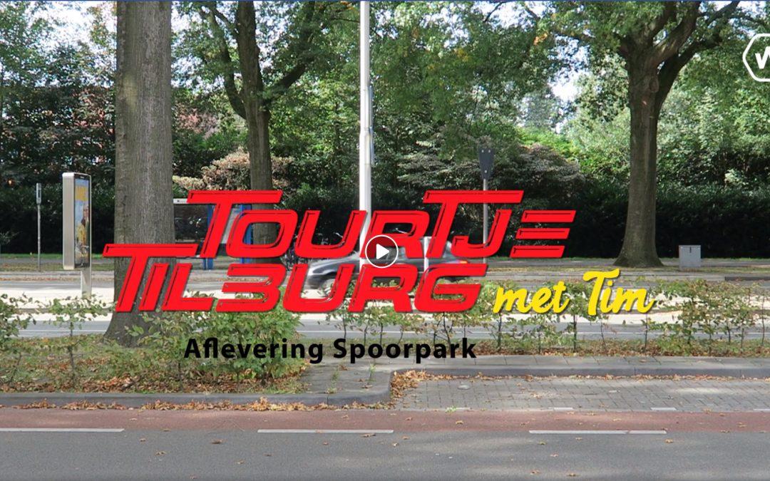 Tilburg Tour met Tim in het Spoorpark