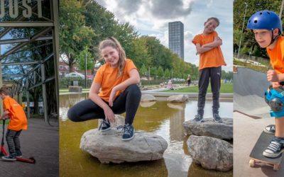 Kinderstad start Urban BSO Spoorpark