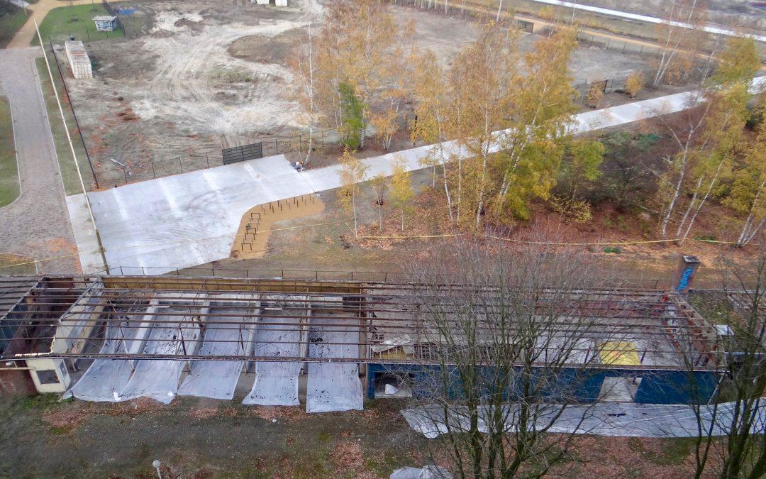 Asbest 'Van Beurden' terrein verwijderd