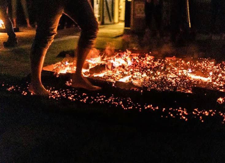 Vuur en ijs voor studenten in het Spoorpark