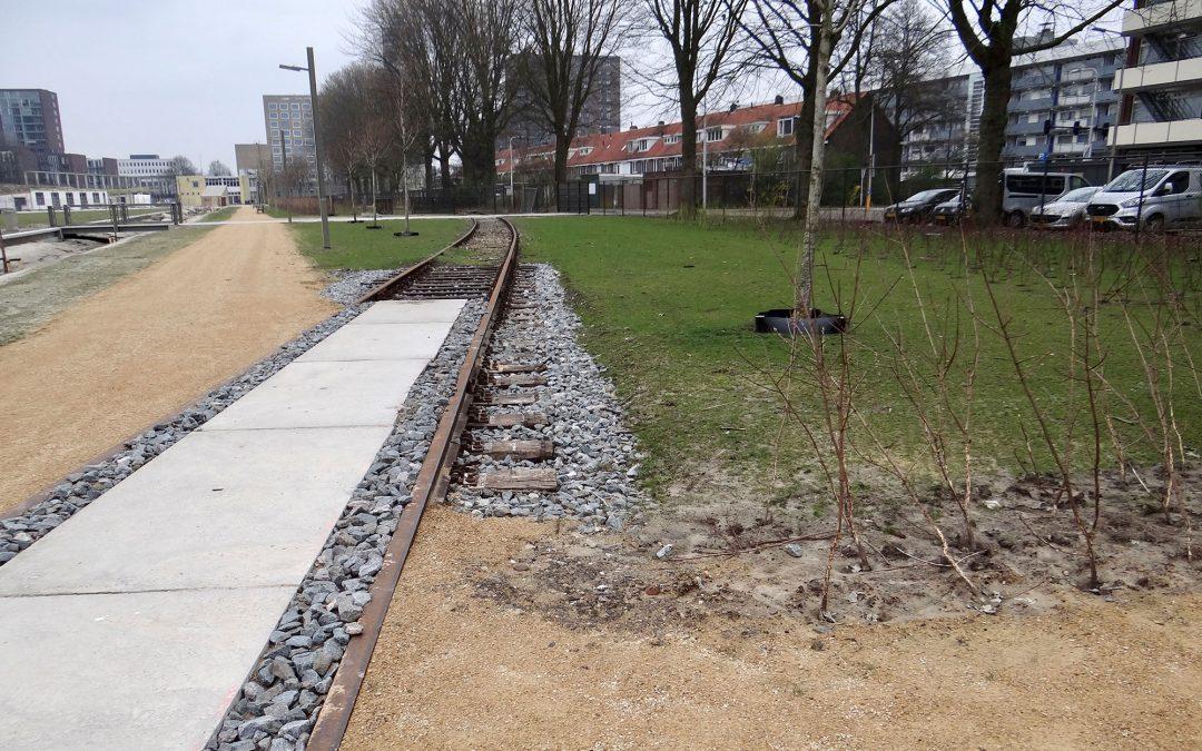 Spoorpark zoekt schoonmakers openbare ruimte