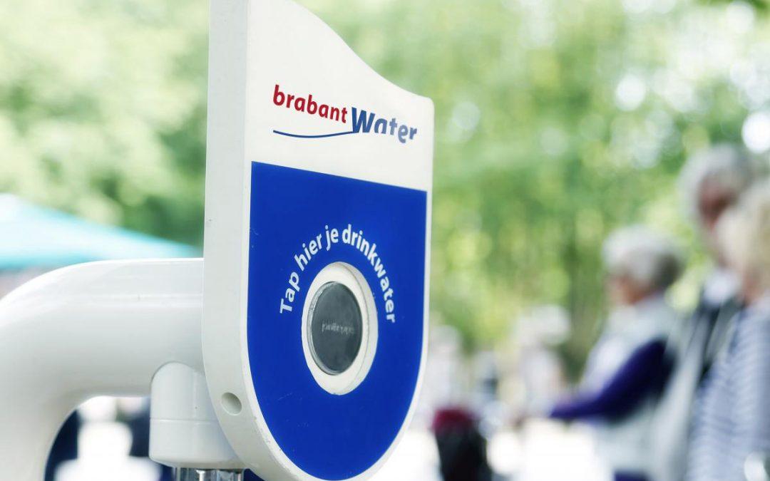 Hele jaar door gratis kraanwater in Spoorpark