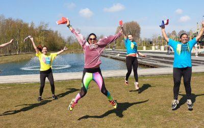 Gratis Zumba marathon in Spoorpark